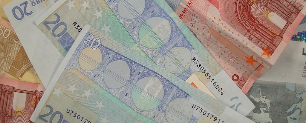 De l'argent, des billets...