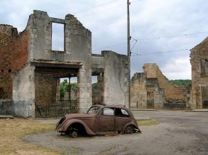 Oradour-sur-Glane, une ville fantôme témoin de la barbarie