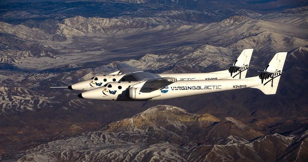 Virigin Galactic, prochain opérateur de vols spatiaux ?