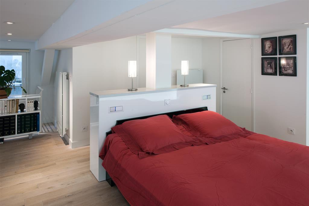 Id e d co une chambre design mag en ligne - Chambre tete de lit ...