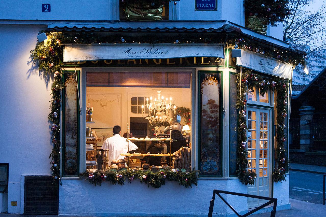 Décoration_de_Noël_chez_Poilâne_1,_Paris