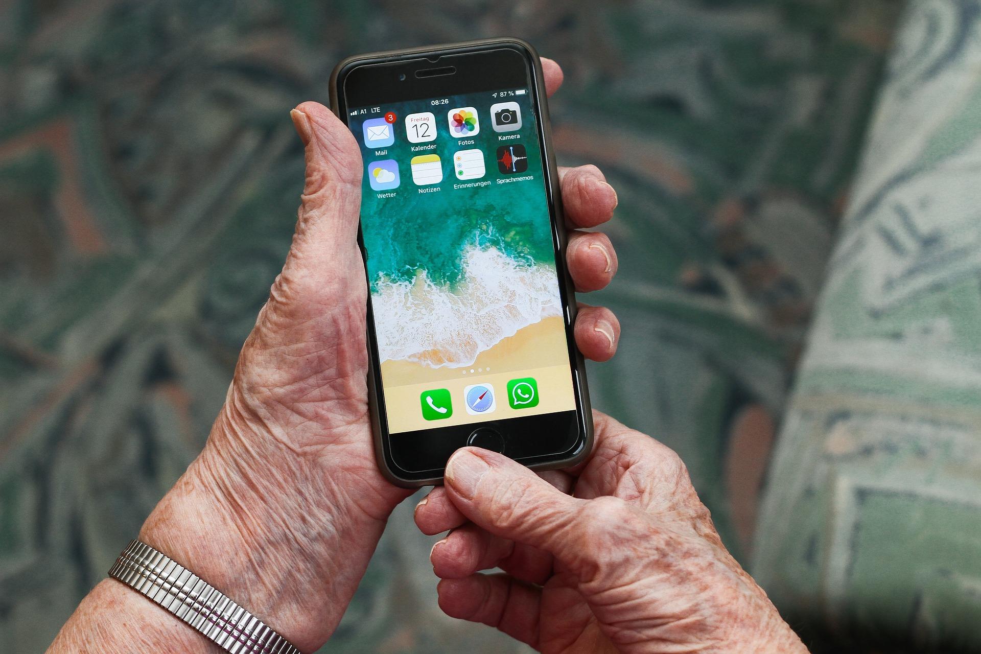 Acheter un téléphone portable pour sénior sans abonnement